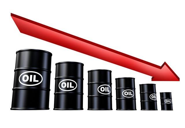 سقوط ۵ درصدی ارزش نفت